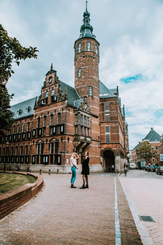 Instagram Hotspot tour - Provinciehuis Groningen