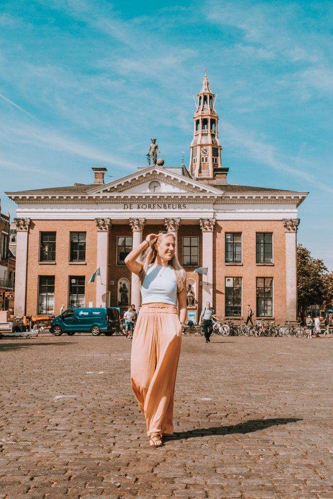 Instagram Hotspot tour - De korenbeurs Groningen