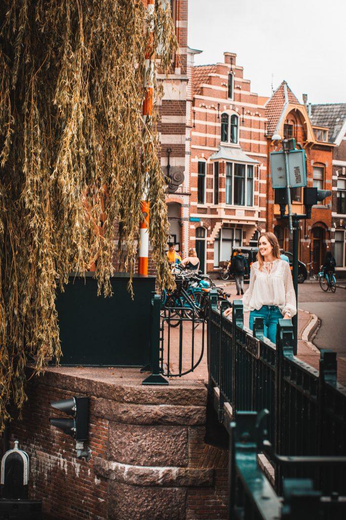 Instagram Hotspot tour - Museumbrug Groningen