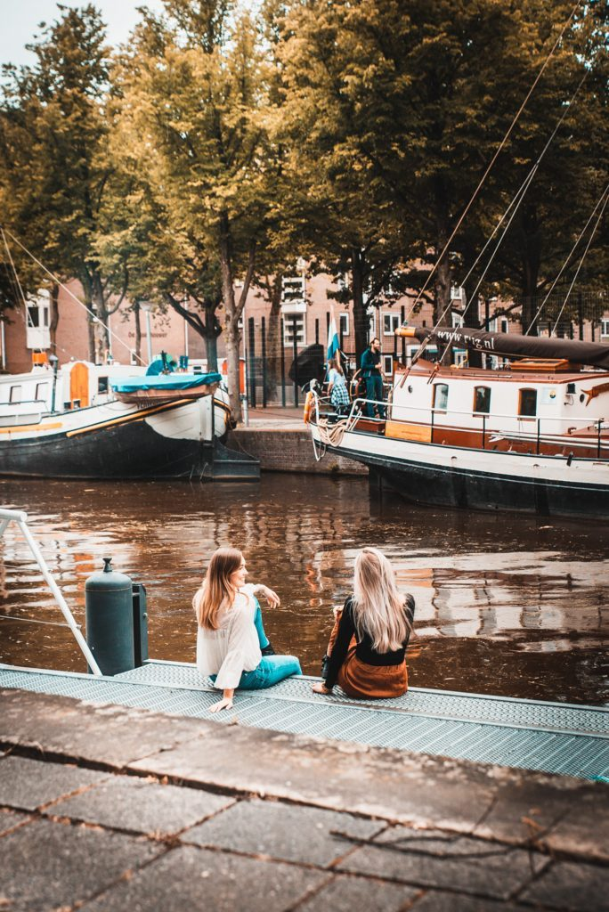 Instagram Hotspot tour - De lage der A Groningen
