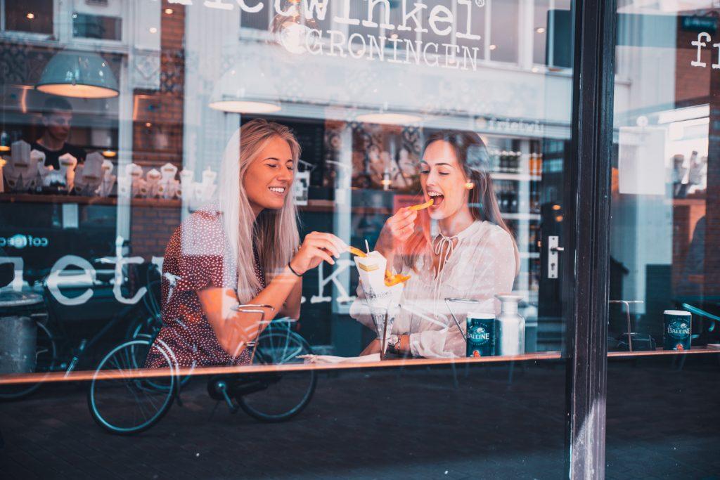 Instagram Hotspot tour - Frietwinkel Groningen