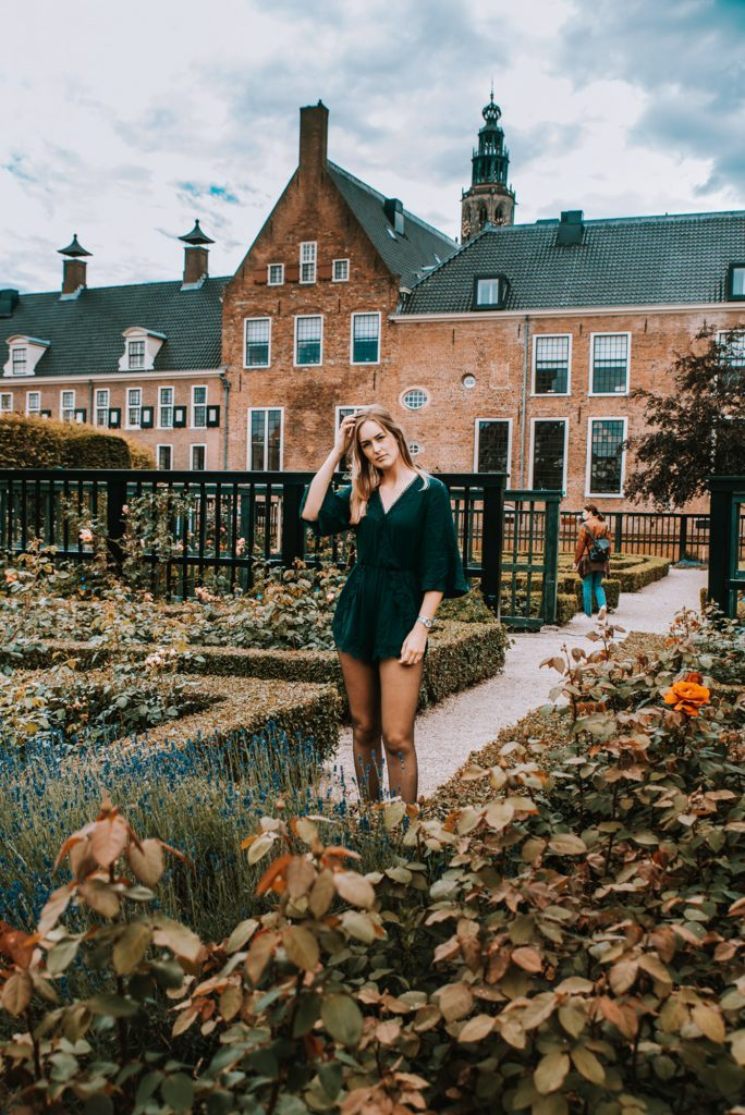 Instagram Hotspot tour - Prinsentuin Groningen